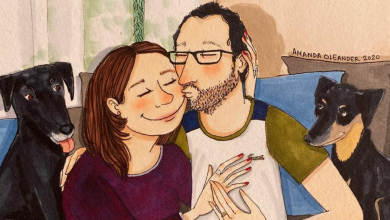 The Unspoken Side Of Long-Term Relationships Revealed In 70 Honest Illustrations By Amanda Oleander (New Pics)