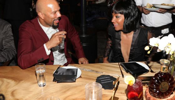 """It's Not Over: Common Says He And Tiffany Haddish Are """"Doing Wonderful"""" Amid Breakup Reports"""