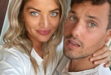 It's over! Love Island Australia season two winners Anna McEvoy (left) and Josh Packham (right) have called it quits on their relationship after one year