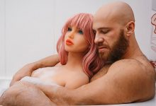 Bodybuilder may spend holidays alone after sex doll wife is 'broken'