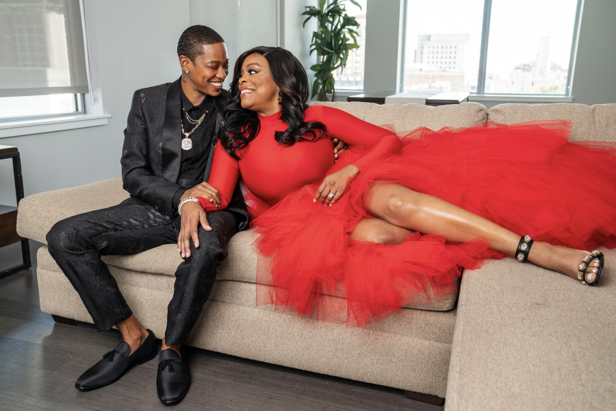 How Niecy Nash and Wife Jessica Betts Are Making Their First Holiday As Newlyweds Special