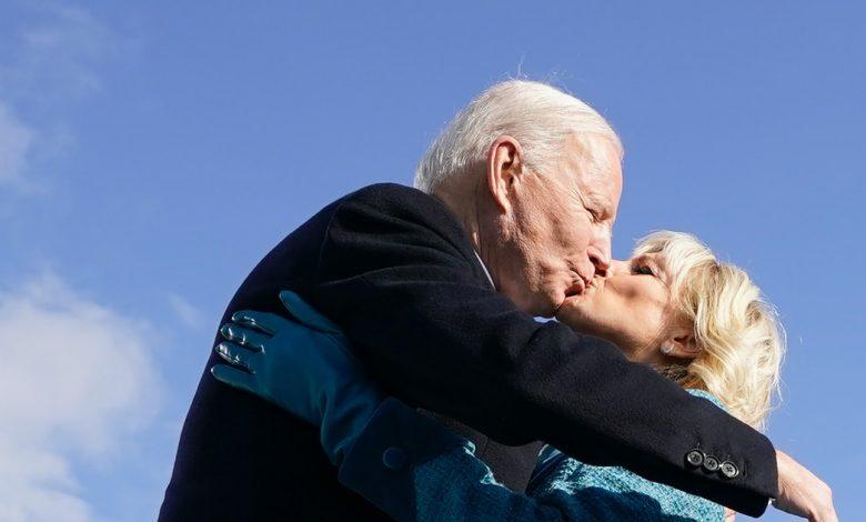 Joe & Jill Biden's Relationship Timeline Is Beyond Romantic