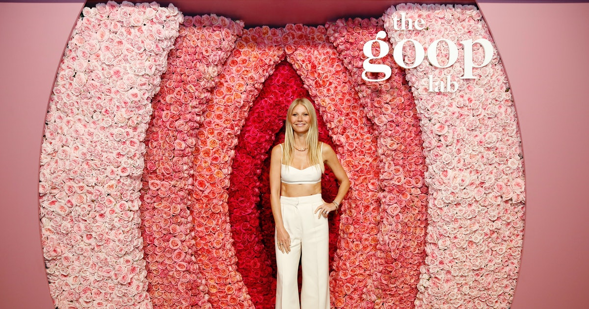 Uh, one of Gwyneth Paltrow's vagina candles apparently exploded