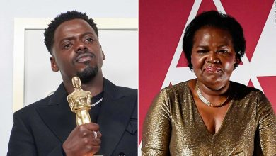 Daniel Kaluuya's mom was not impressed with his Oscars reference to her sex life