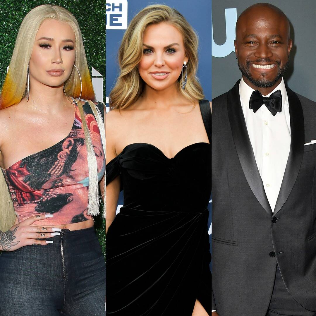 Hannah Brown, Iggy Azalea and Taye Diggs Will Play for Love on The Celebrity Dating Game - E! Online