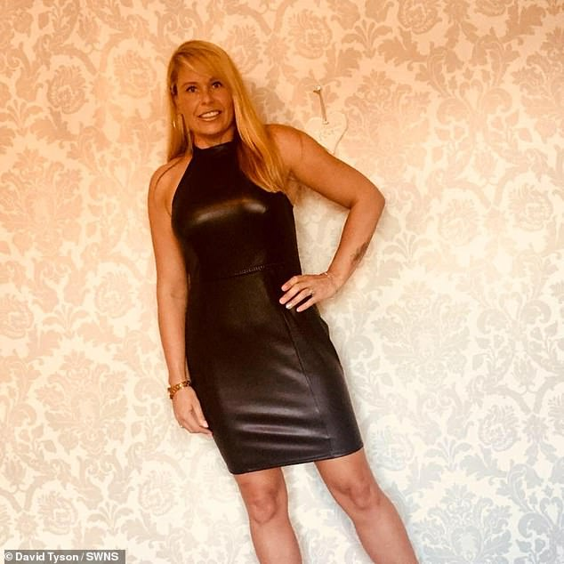 Samantha Thorne, 42, from Dartford, Kent, joined Plenty of Fish after her second divorce, but quickly realised that several of her matches weren't who they appeared to be on their profiles