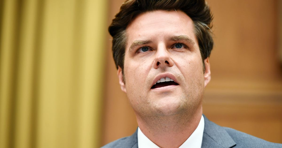 Sex trafficking investigation into Matt Gaetz and friend digs up their tech fails