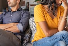 It's natural for couples fight sometime, and it has been even more likely over the past year.