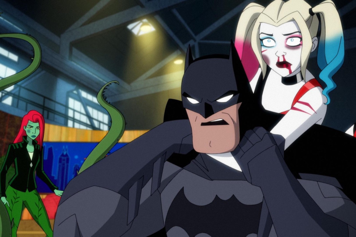 """DC Told 'Harley Quinn' Creators to Remove Batman-Catwoman Oral Sex Scene: """"Heroes Don't Do That"""""""