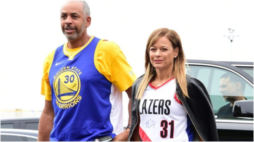 Dell and Sonya Curry accuse each other of cheating in divorce filings