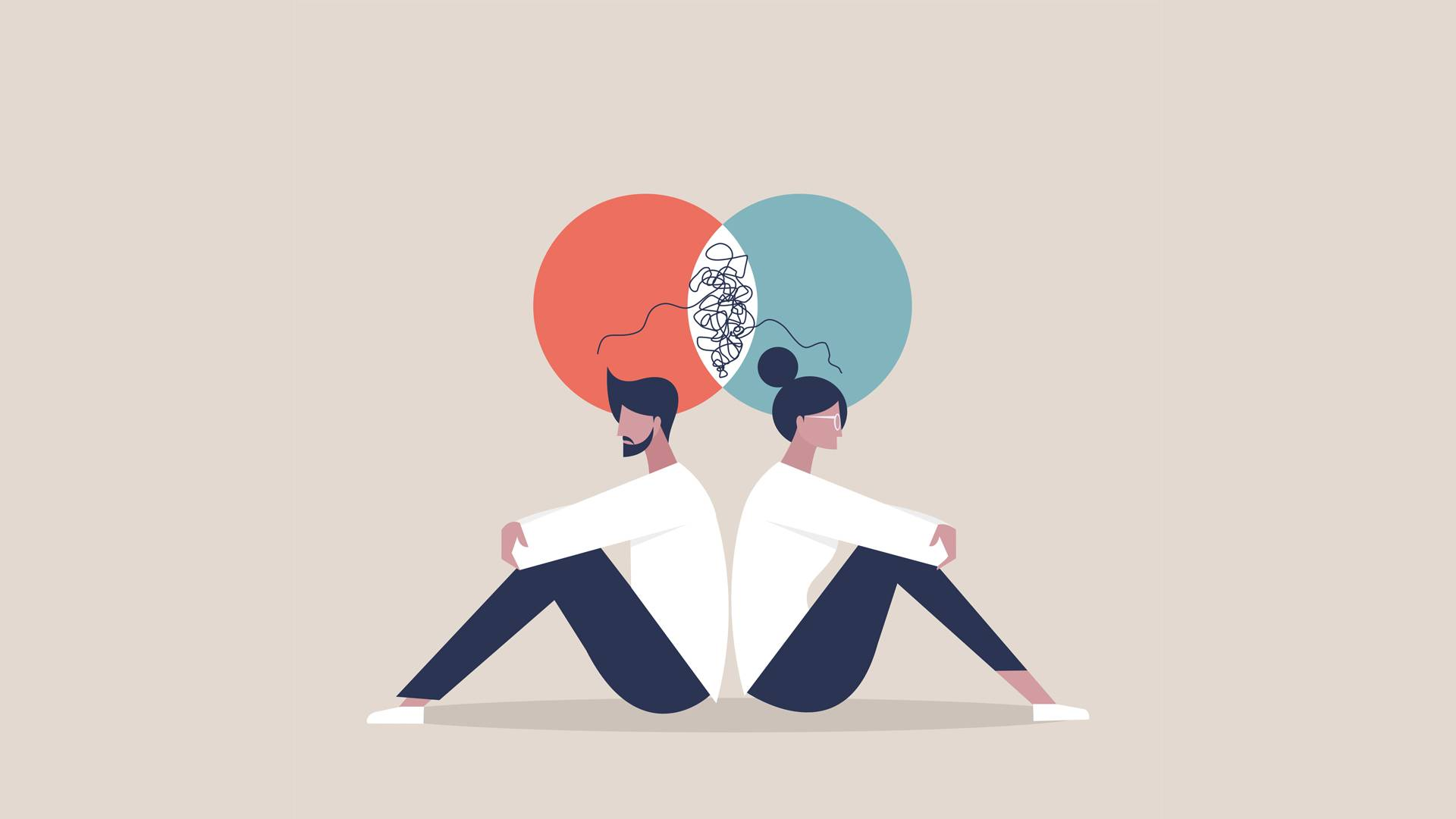 How Couples Can Keep the Peace Between Therapy Sessions
