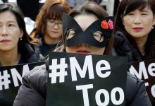 'Semen terrorists' — men who ejaculate into women's belongings — have terrorized thousands in South Korea. Lawmakers want the offense labeled a sex crime.