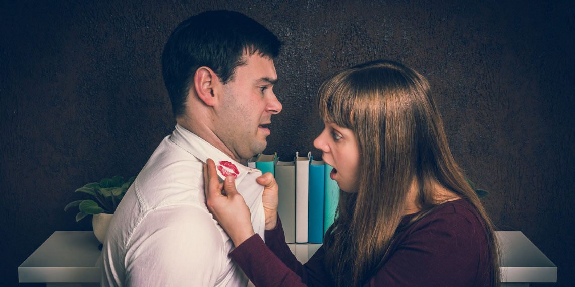 A person's motivations for cheating predict the type of affair they will have, study finds