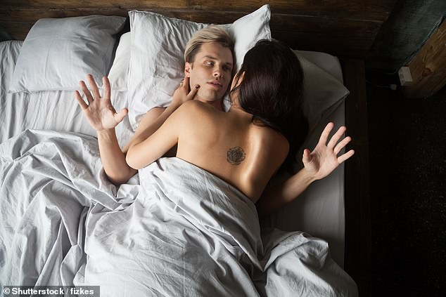 Research shows that both men and women can become sex 'pests' and libido differs with every person