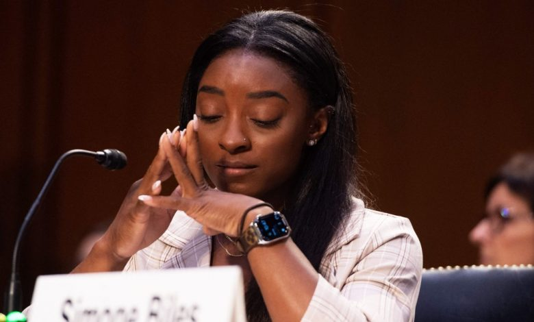 'We have been failed': Simone Biles breaks down in tears recounting Nassar's sexual abuse