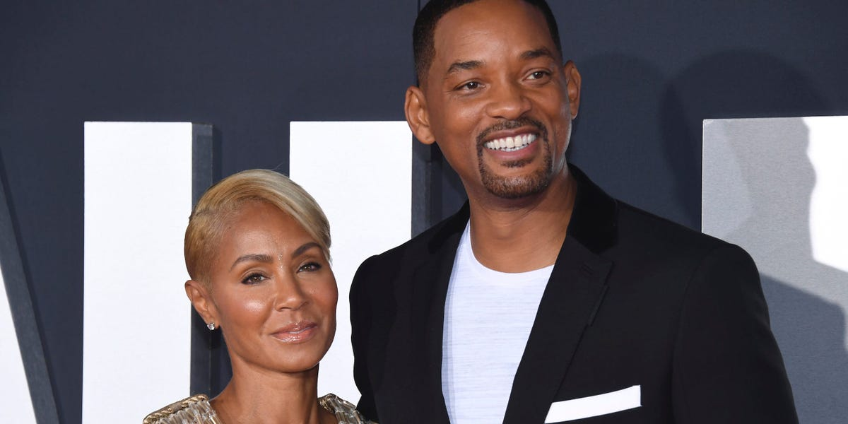 Will Smith reveals that he and Jada Pinkett Smith decided at one point in their marriage they were no longer going to be monogamous: 'Marriage for us can't be a prison'